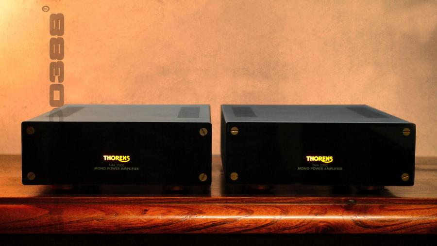 THORENS SERIE CONSEQUENCE 2000 Thorens-tma-2000