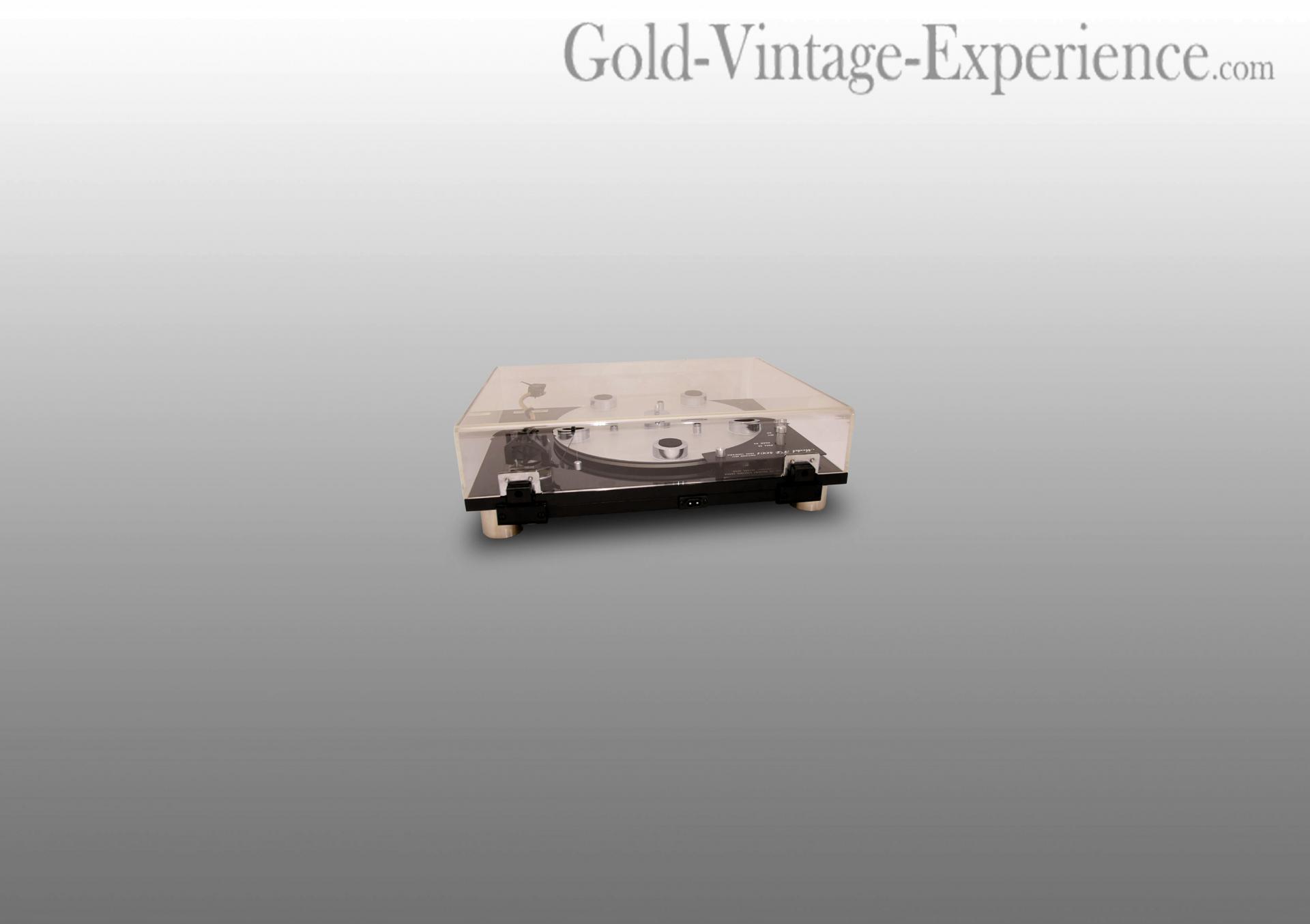 Audio linear td 4001 02