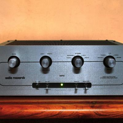 AUDIO RESEARCH SP9 MK1