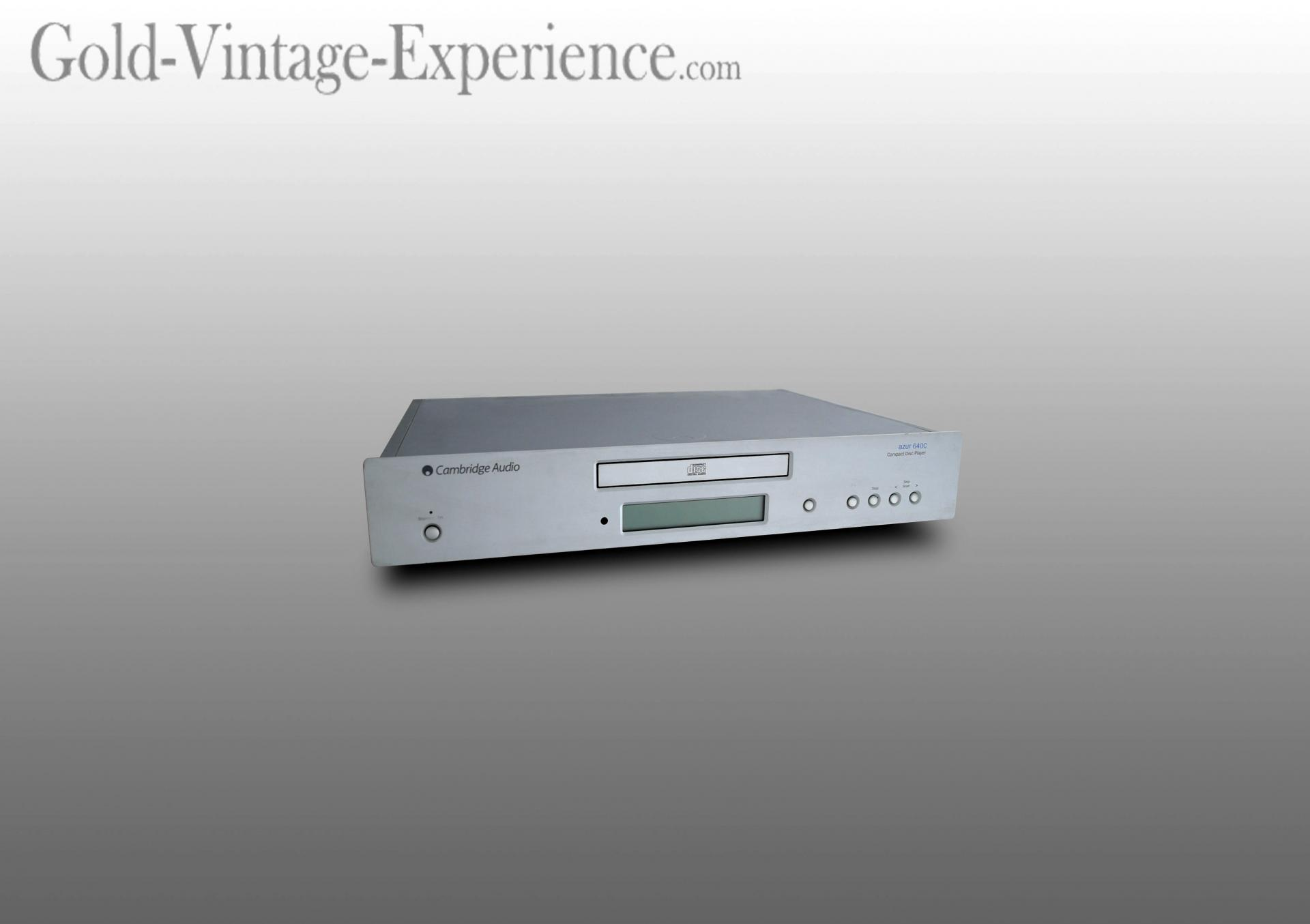 Cambridge audio azur 640c 01
