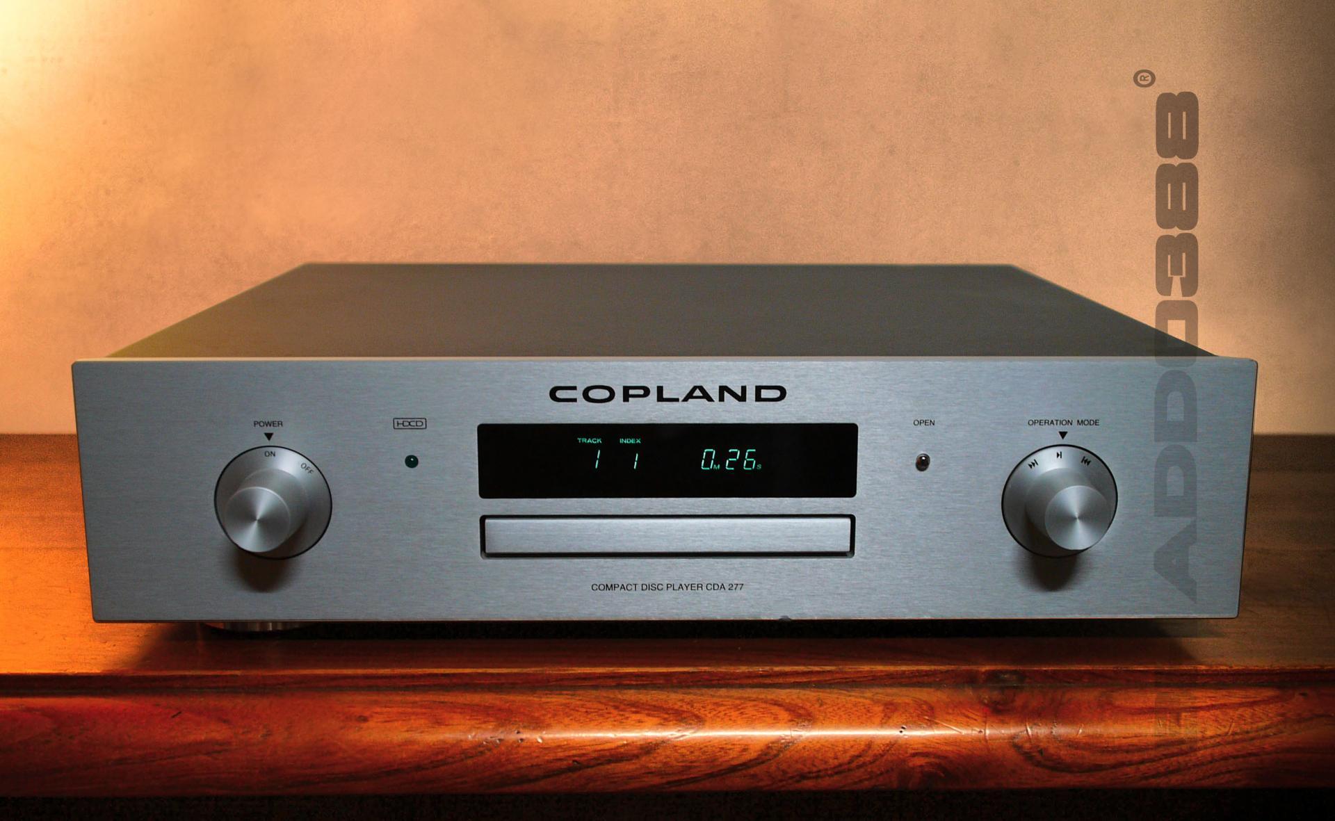 Copland cda 277 01