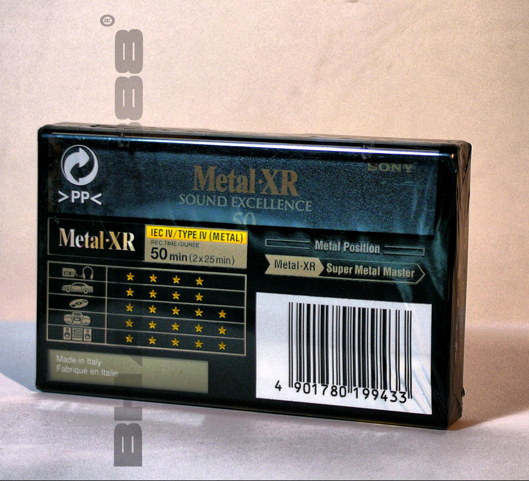 SONY MATEL XR 50 - 02