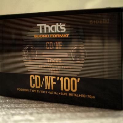 THAT'S CD/IV F SUONO 100
