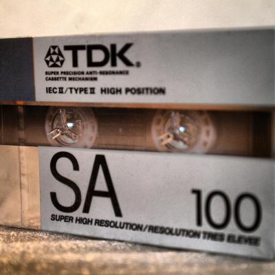 TDK SA 100