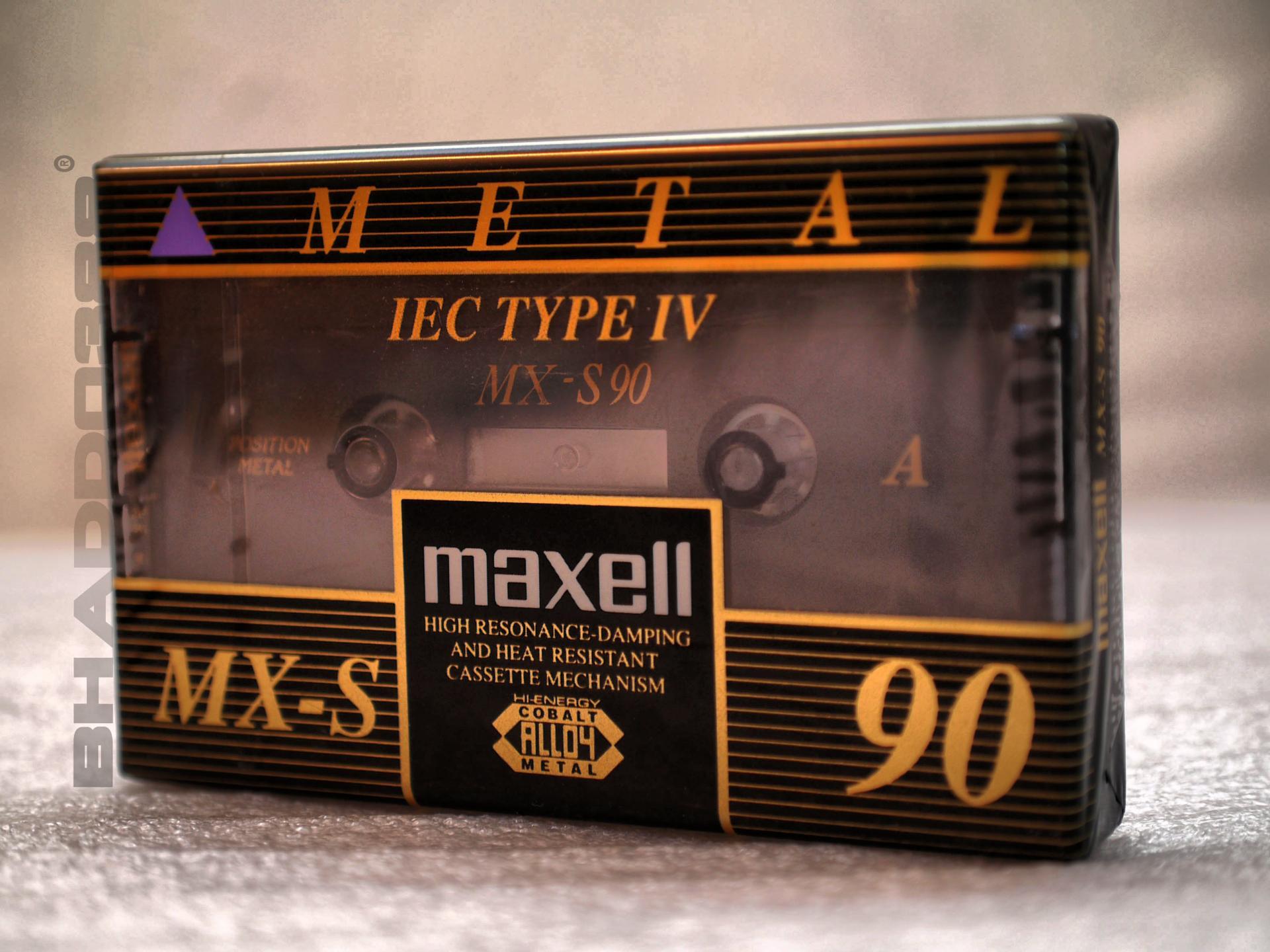 MAXELL MXS 90