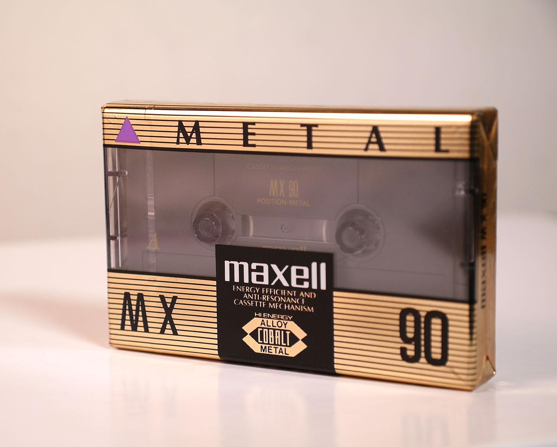 Maxell mx 90 01