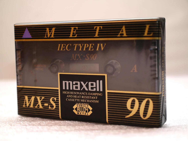 Maxell mx s 90 01