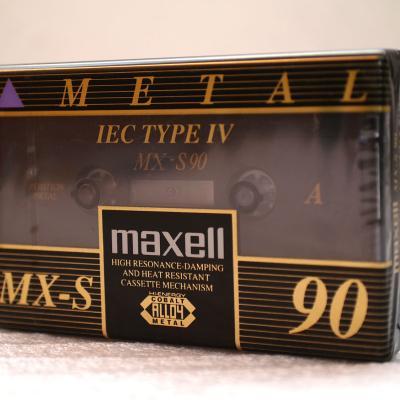 MAXELL MX-S 90