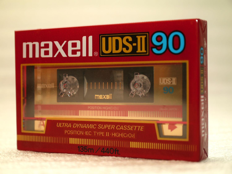 Maxell uds ii 90 01
