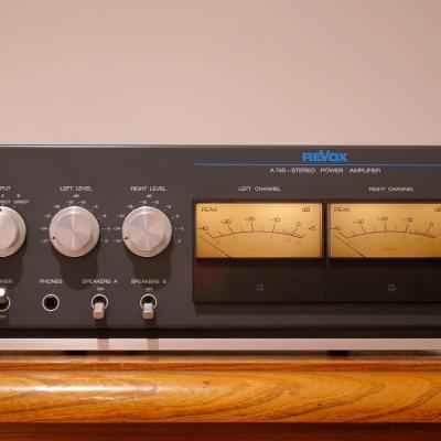 REVOX A740