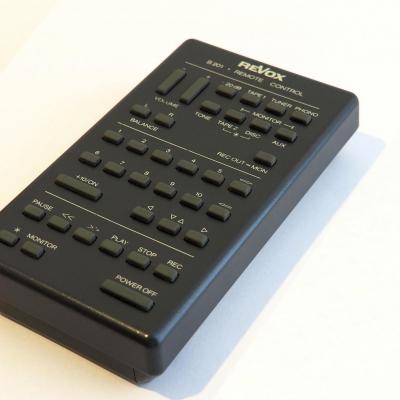 REVOX B201 remote control