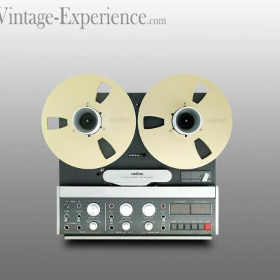 REVOX B-77 MKII High Speed