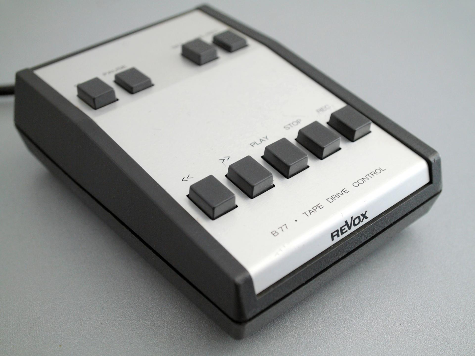 Revox b77 remote