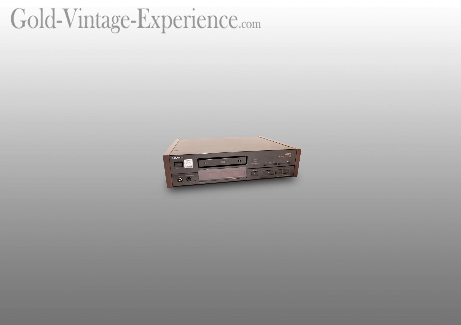Sony cdp x777es 01