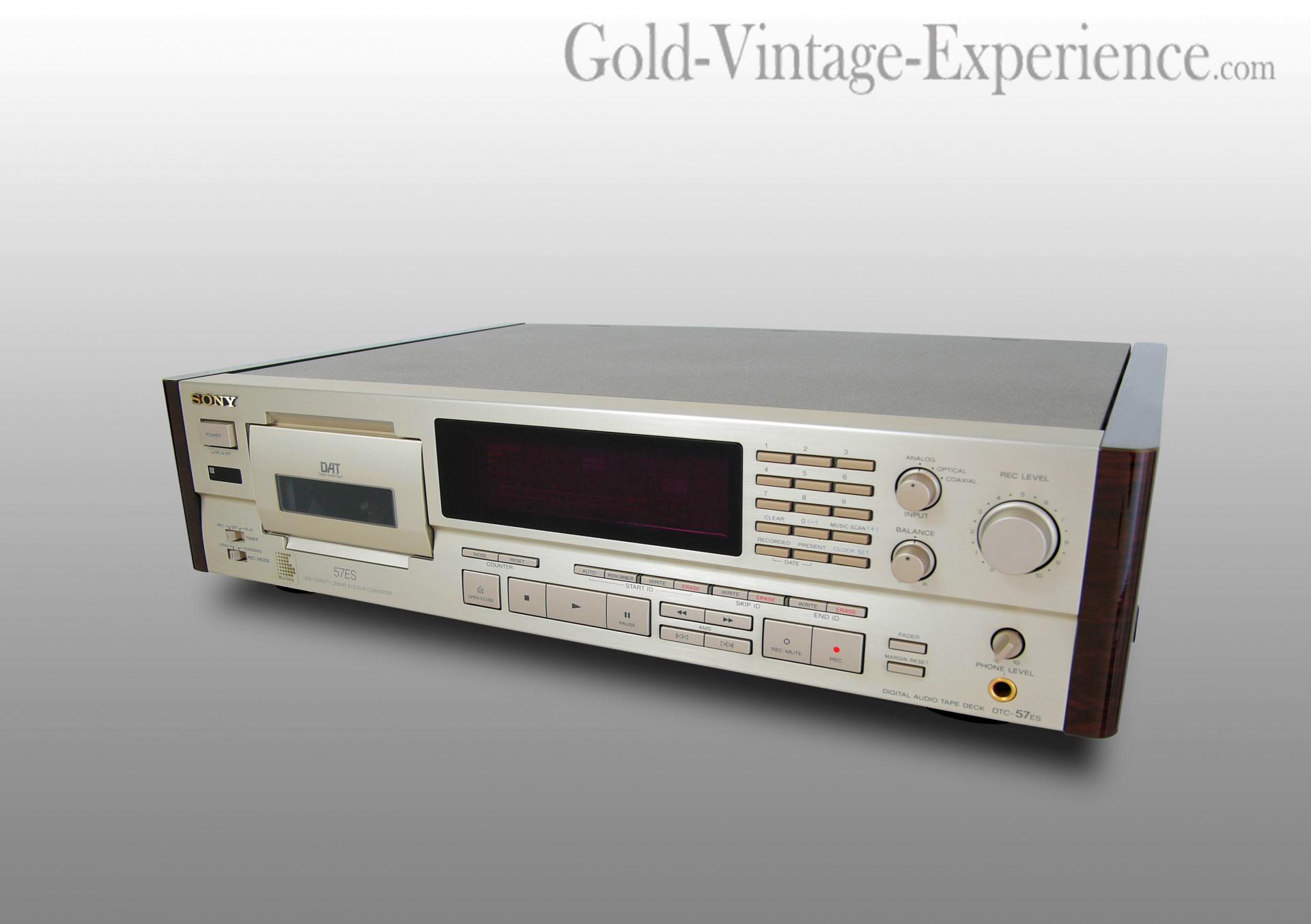 Sony dtc 57es