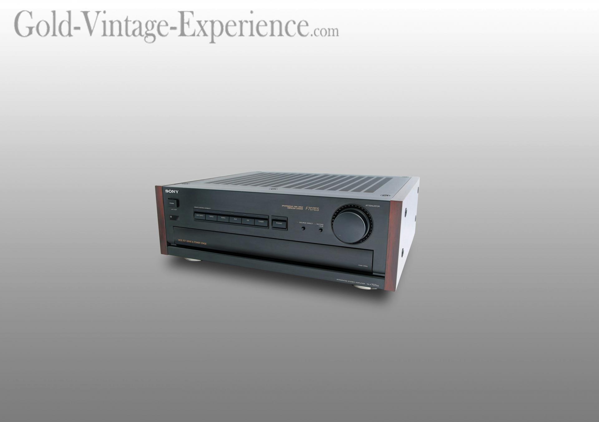 Sony ta f707es