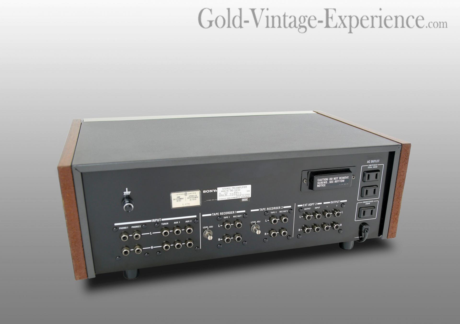 Sony tae 5450 002 fond degrade hdr