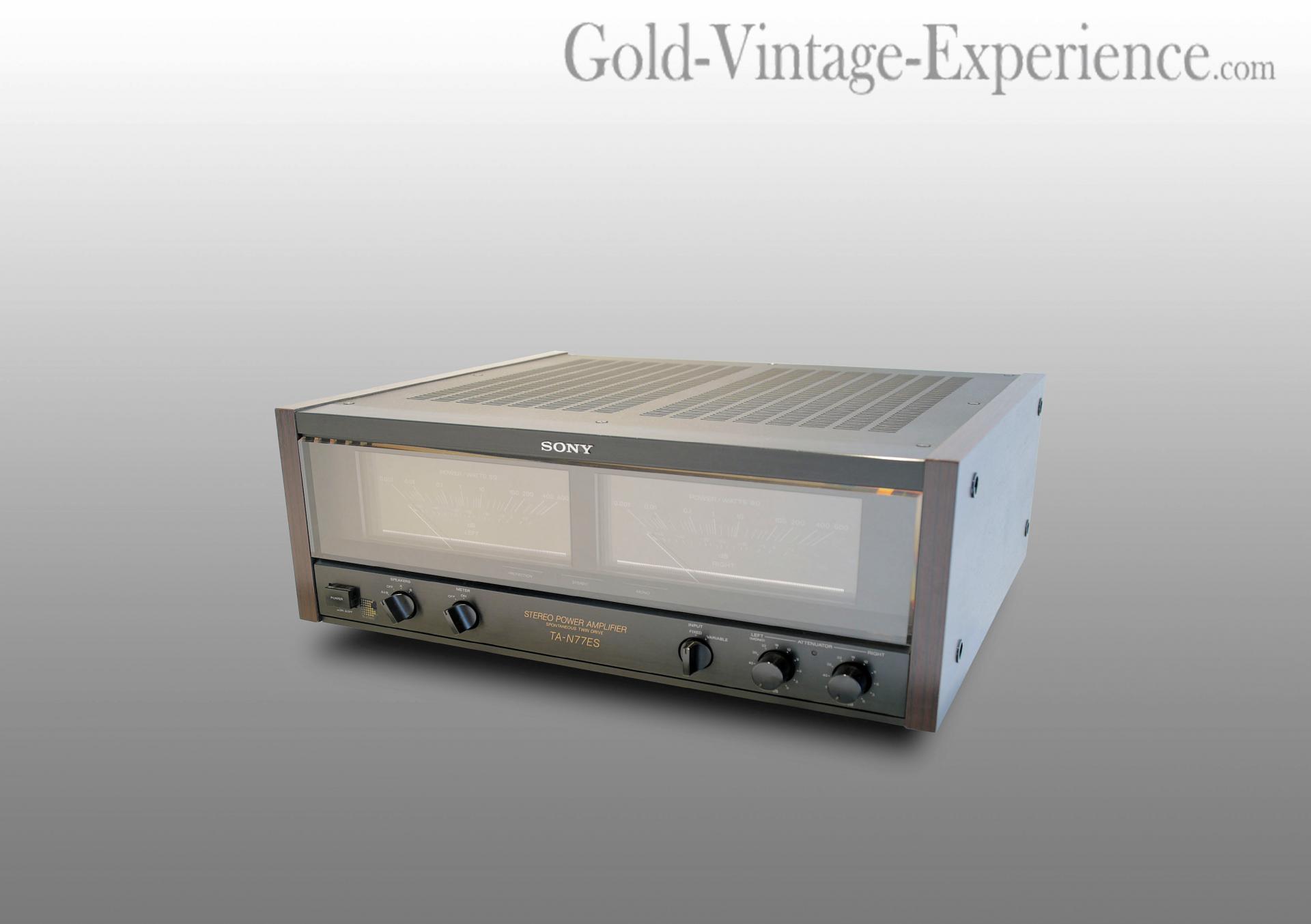 Sony tan 77es