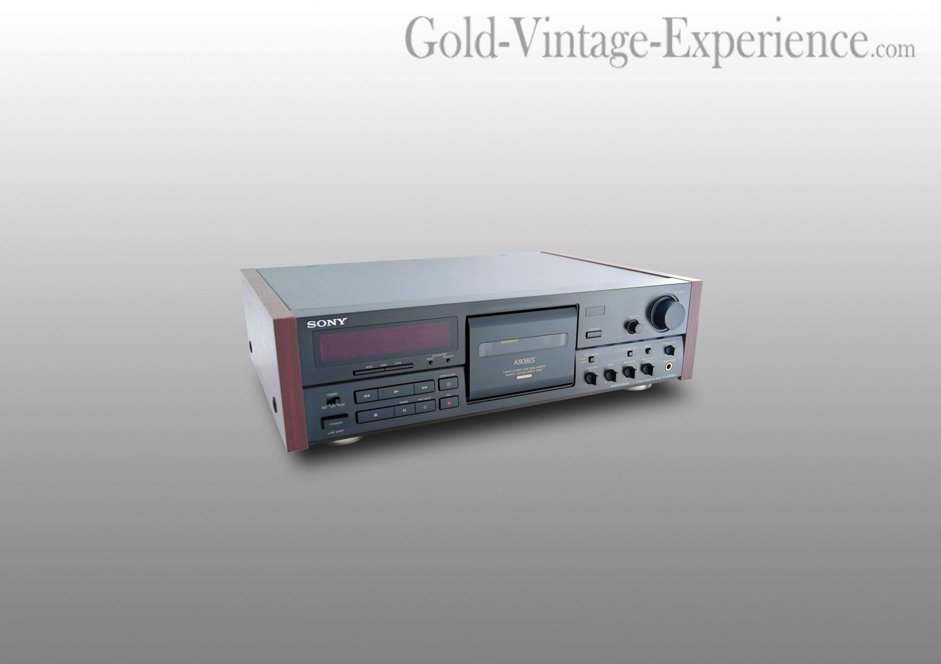 Sony tc k808es