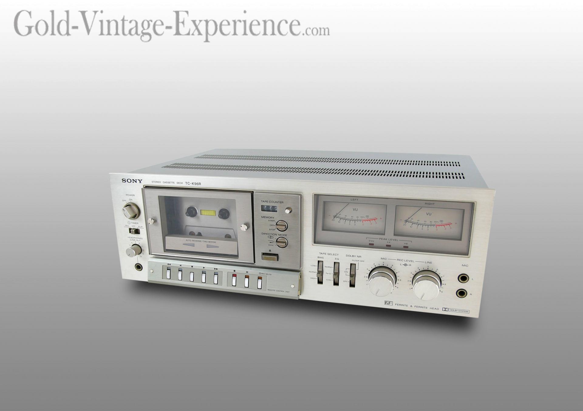 Sony tc k96r