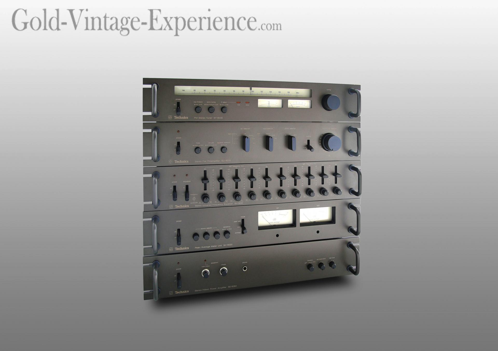 Technics serie pro