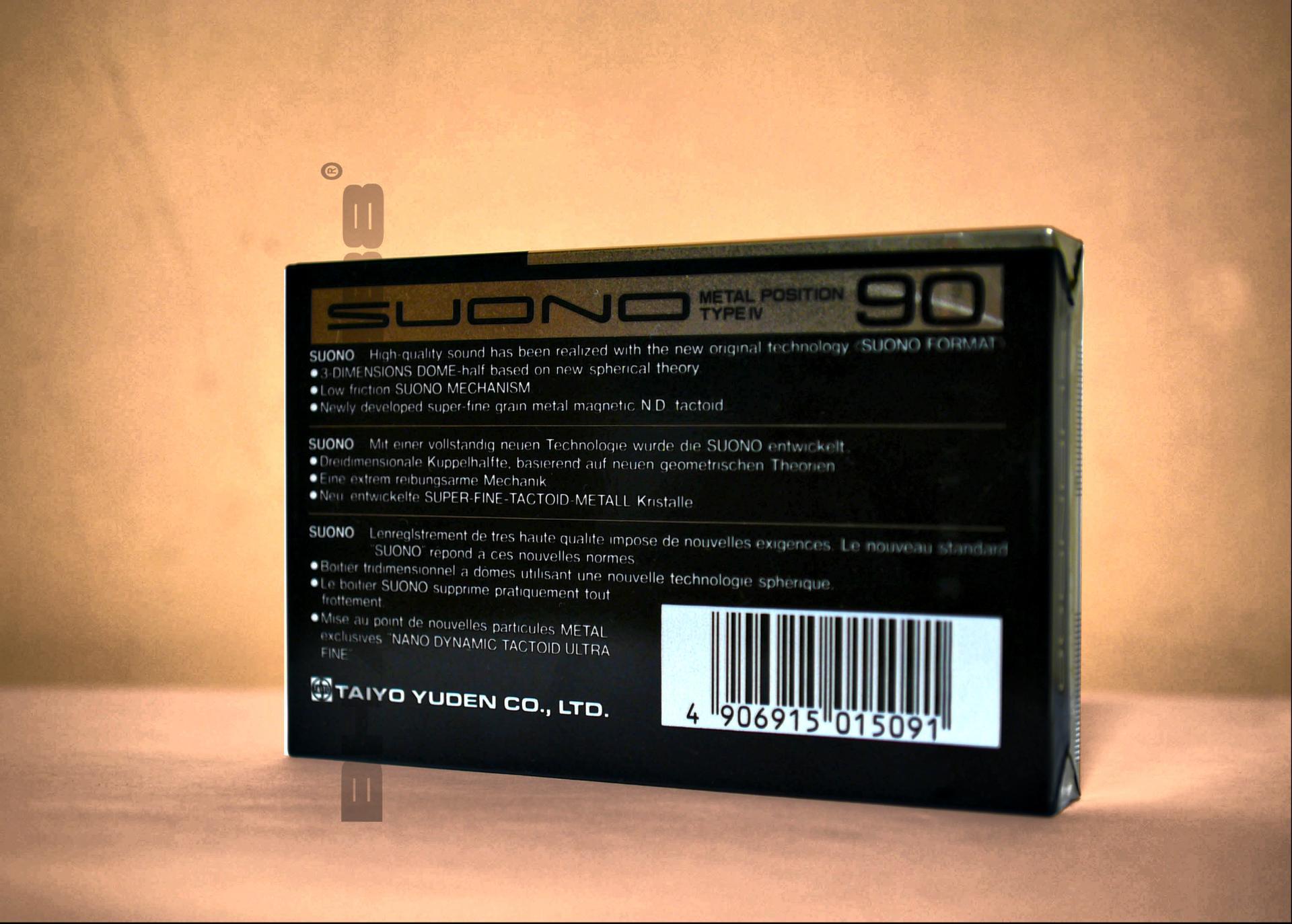 That's SUONO 90 - 02