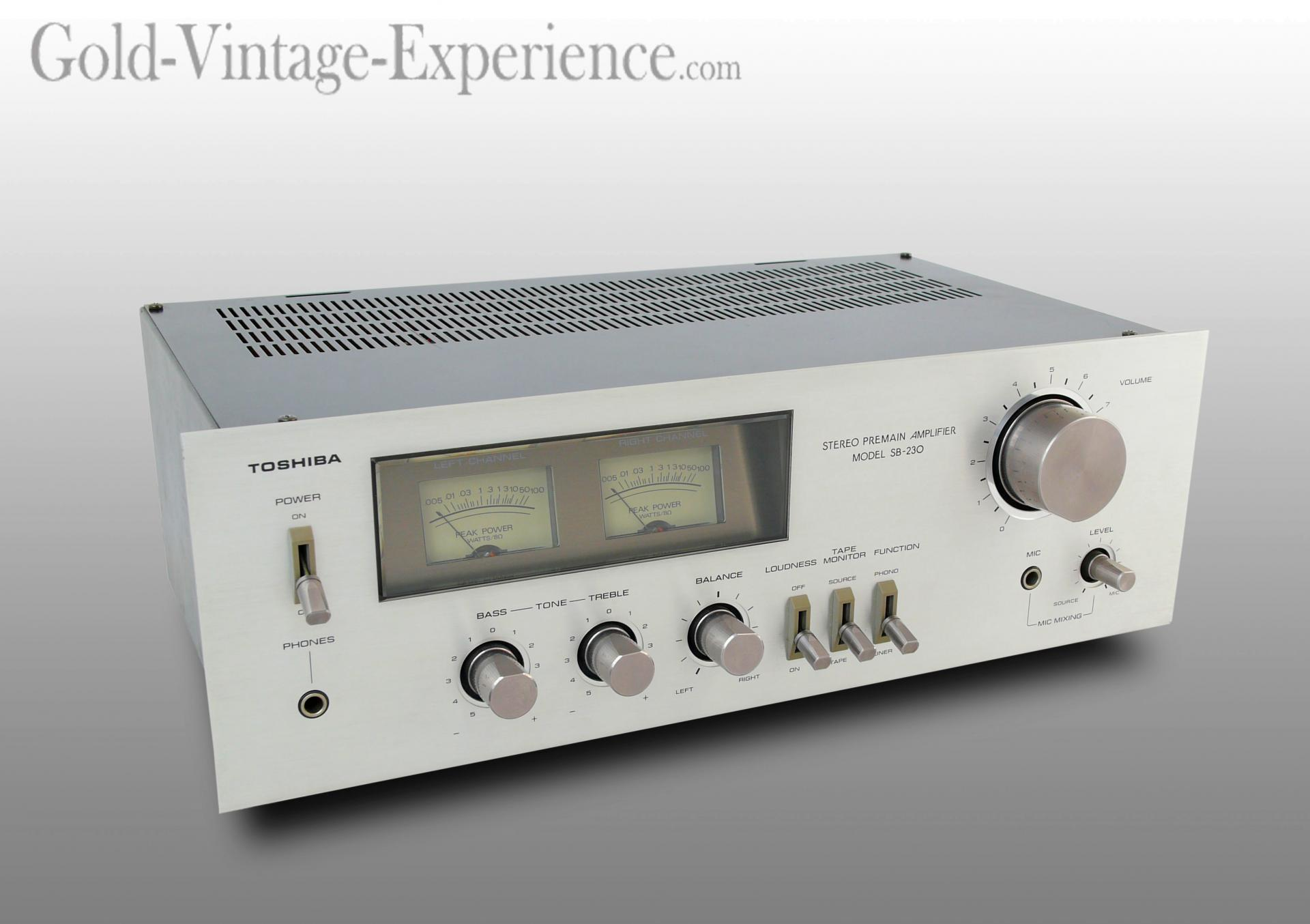 Toshiba sb 230