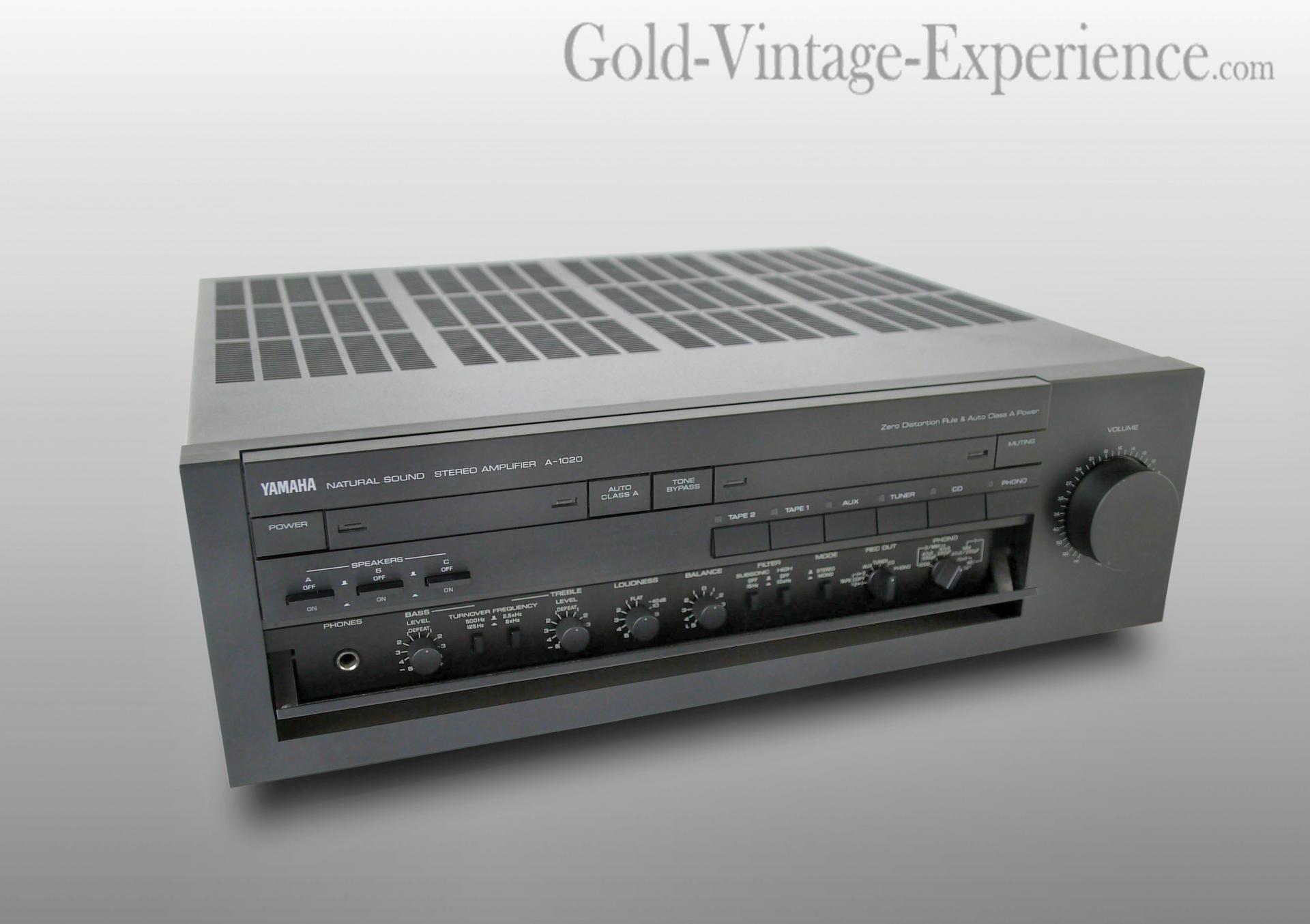 Yamaha a 1020