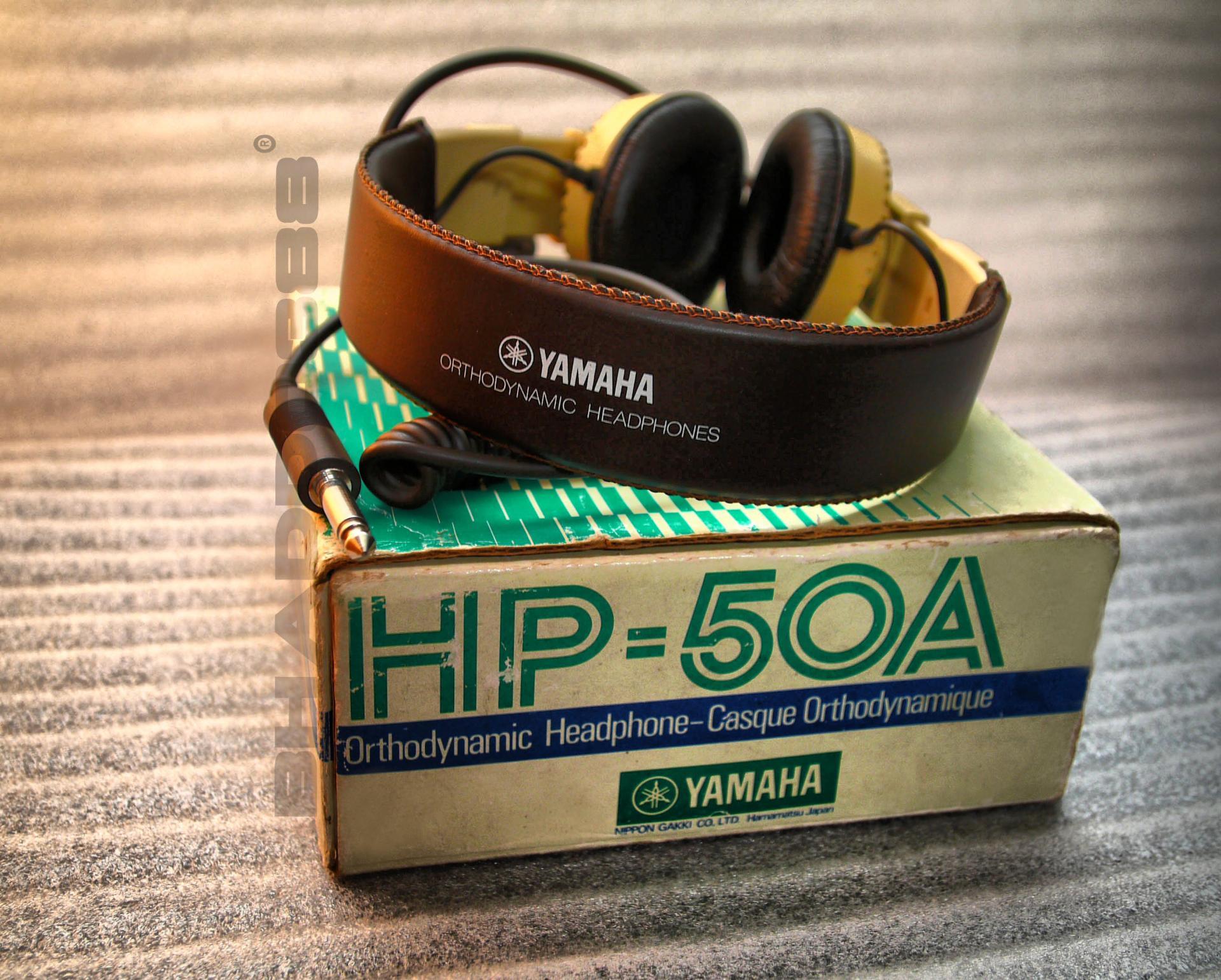 Yamaha hp 50a 03
