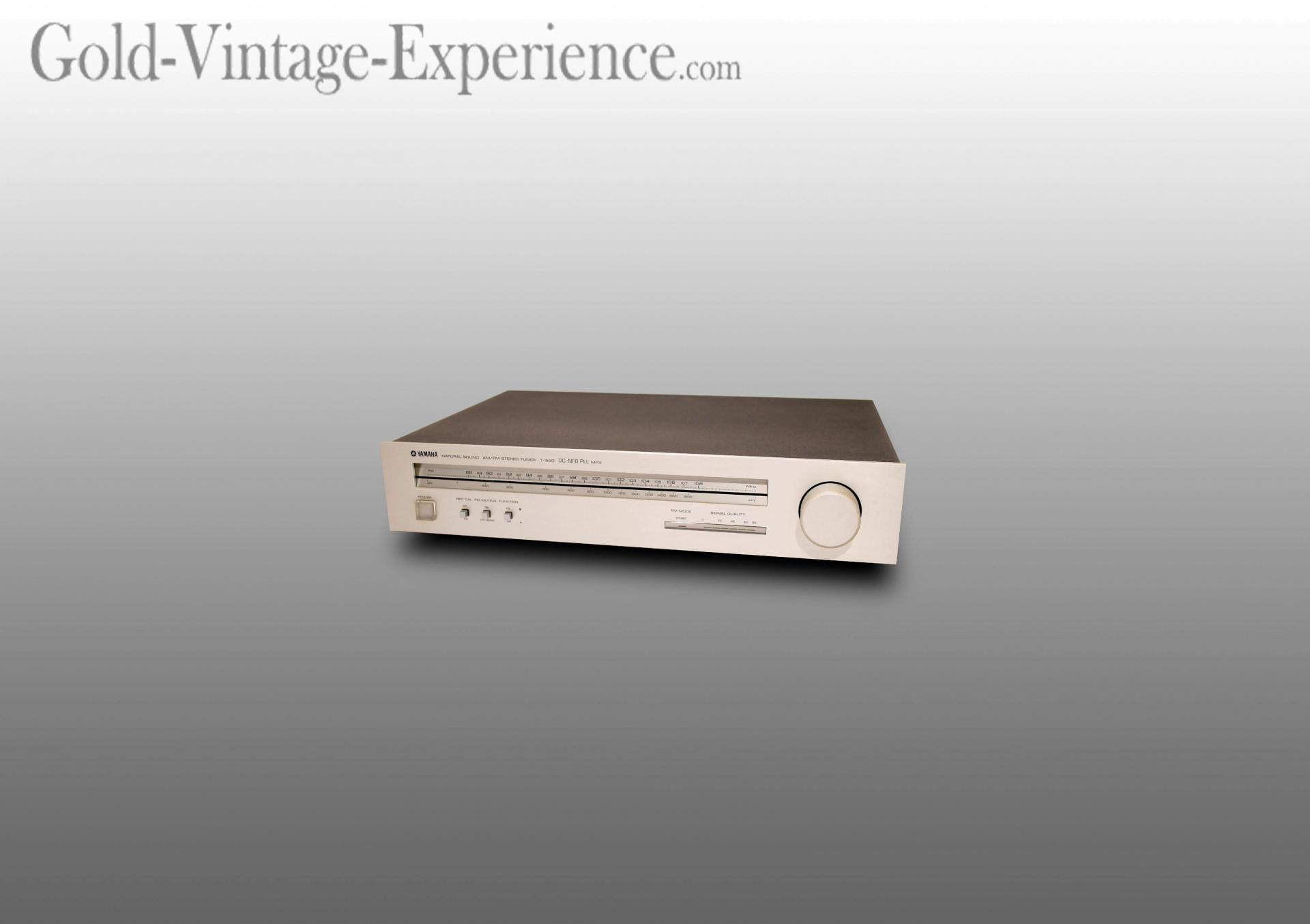Yamaha t 550 01